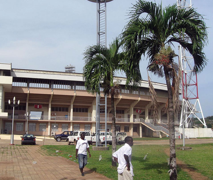 World Travel Photos :: Liberia - Monrovia :: Sports Complex @ Monrovia,Liberia