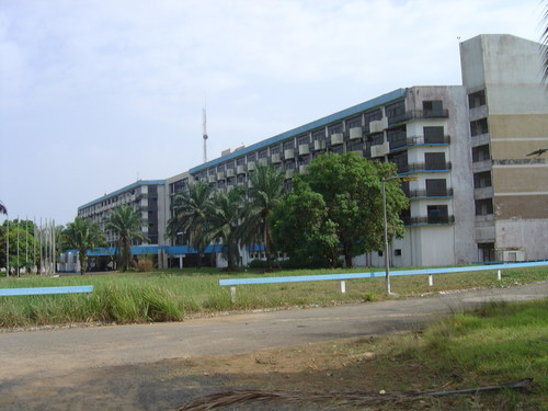 World Travel Photos :: Liberia - Monrovia :: The Hotel Africa @ Monrovia,Liberia
