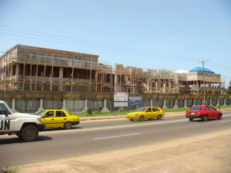 World Travel Photos :: Liberia - Monrovia :: Monrovia, Liberia - some new development