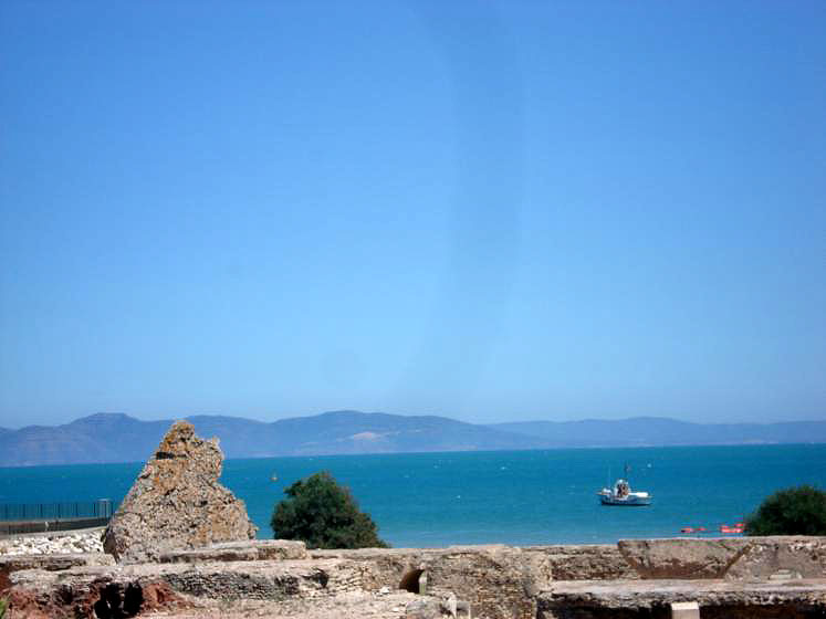 World Travel Photos :: Africa - Misc :: Tunisia. Carthage