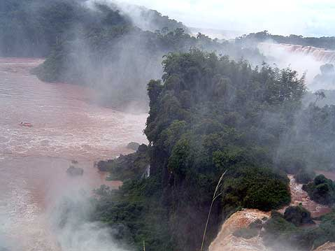 World Travel Photos :: Argentina - Iguasu Waterfalls :: Argintina. Iguazu Falls