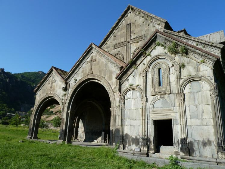World Travel Photos :: Armenia :: Akhtala monastery, Armenia