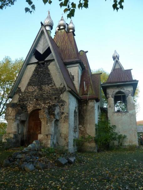 World Travel Photos :: Armenia :: Old Russian Church in Armenia