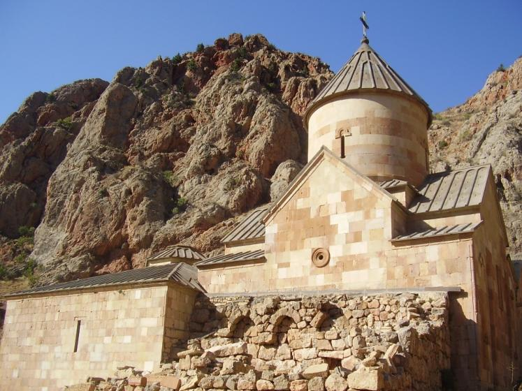 World Travel Photos :: Armenia :: Surp Astvatsatsin (Holy Mother of God) church in Noravank