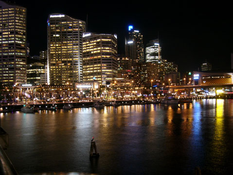World Travel Photos :: Australia :: Downtown Sydney. Darling Harbour
