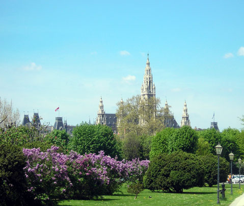 World Travel Photos :: Capitals of the world :: Vienna - City Hall