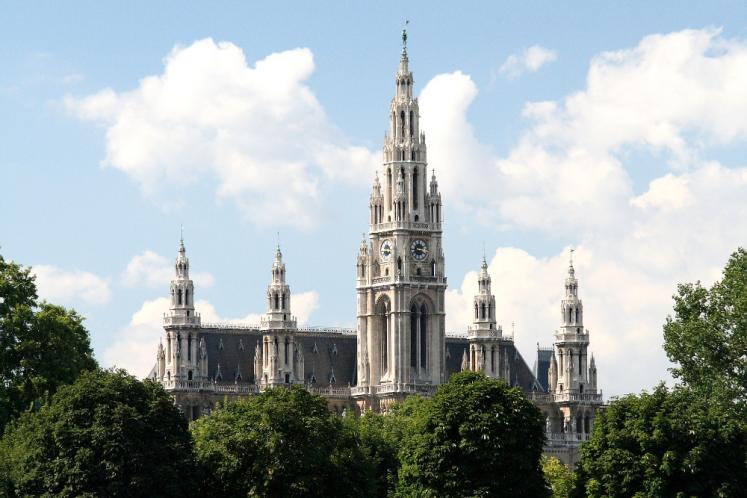 World Travel Photos :: Austria - Vienna :: Vienne - City Hall