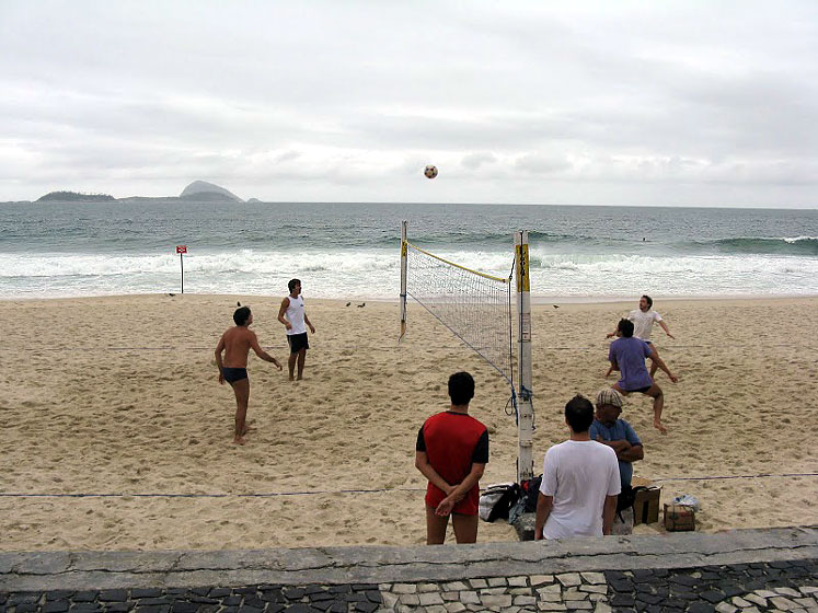 World Travel Photos :: Vadim :: Rio-De-Janeiro - on the beach