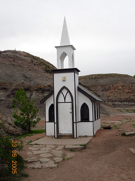 World Travel Photos :: Canada - Alberta - Misc :: Alberta. Little Church
