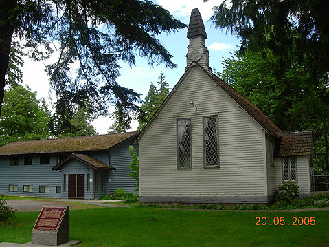 World Travel Photos :: Canada - British Columbia :: British Columbia. Church
