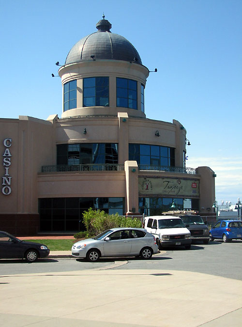 World Travel Photos :: Canada - Nova Scotia - Halifax :: Halifax - Casino of Nova Scotia
