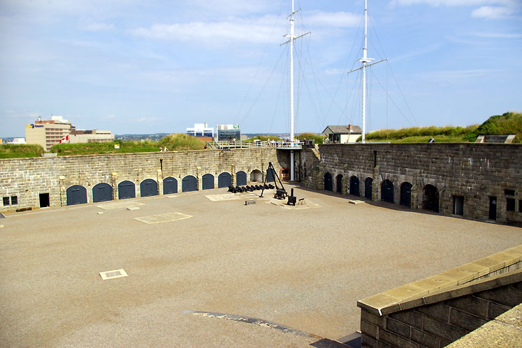 World Travel Photos :: Canada - Nova Scotia - Halifax :: Halifax - Citadel
