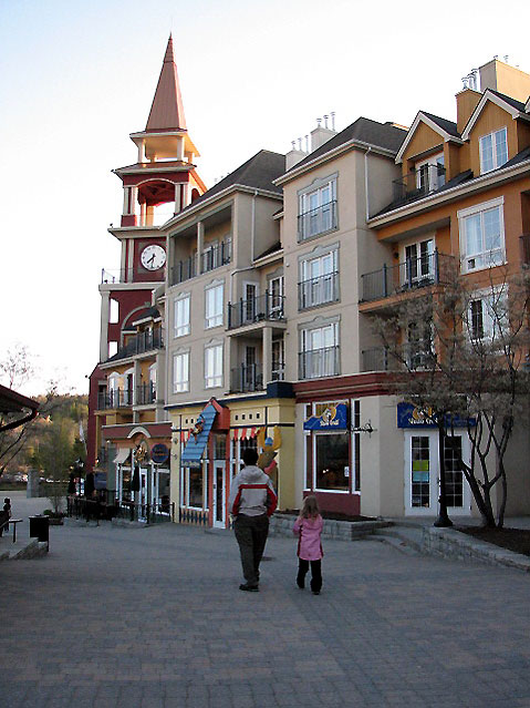 World Travel Photos :: Canada - Quebec - Mont-Tremblant :: Quebec. Mont Tremblant