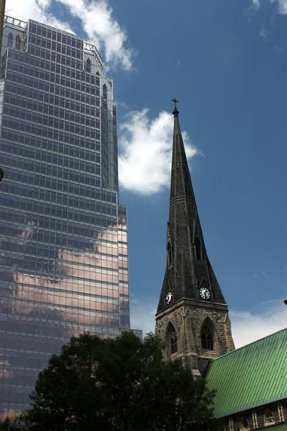 World Travel Photos :: Canada - Quebec - Montreal :: Montreal - old and new