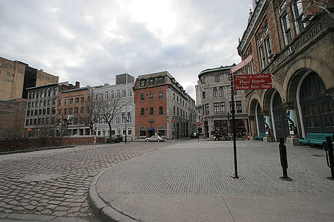 World Travel Photos :: Canada - Quebec - Montreal :: Old part of Montreal