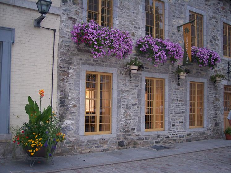 World Travel Photos :: Quiet small-town views :: Quebec City