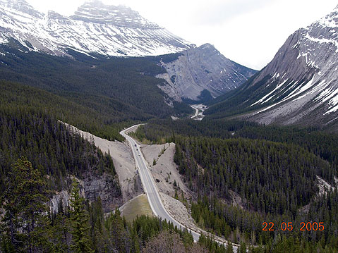 World Travel Photos :: Canada - Rocky Mountains :: Canadian Rocky Mountains