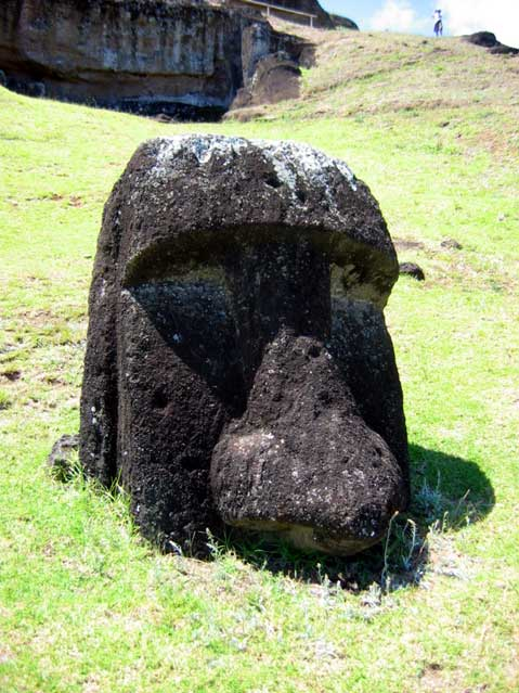 World Travel Photos :: Monuments & sculpture compositions :: Easter Island