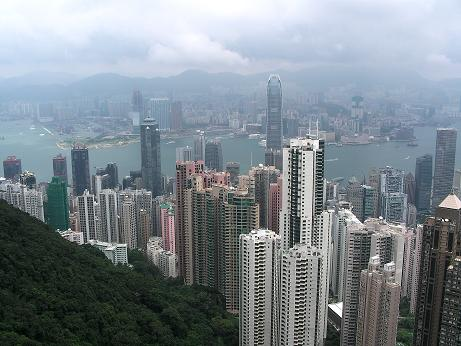 World Travel Photos :: City views :: Hong Kong