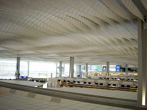 World Travel Photos :: China - Hong Kong :: Hong Kong Airport