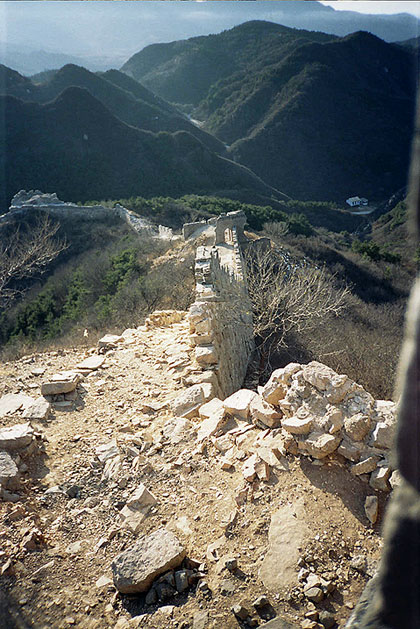 World Travel Photos :: Great Chinese Wall :: China. Great Chinese Wall