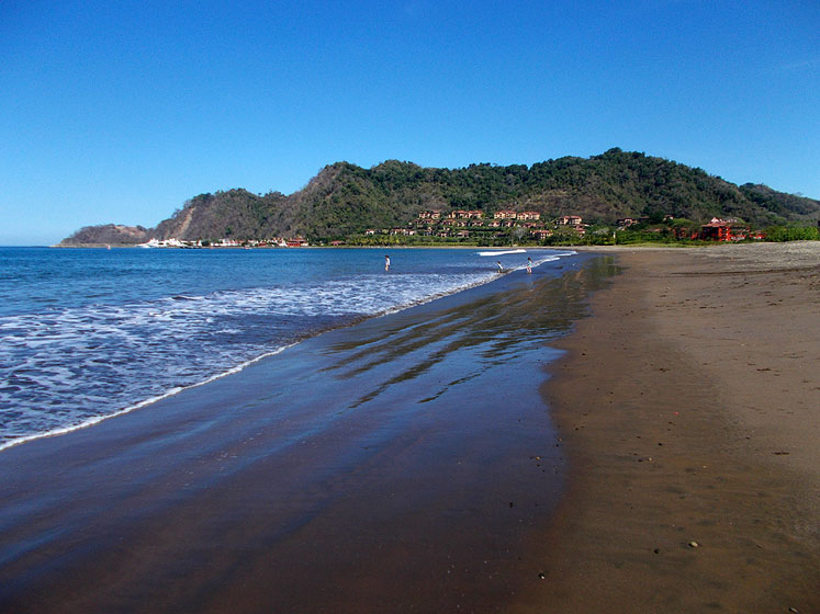 World Travel Photos :: Beaches :: Costa Rica. Pacific coast, Herradura beach