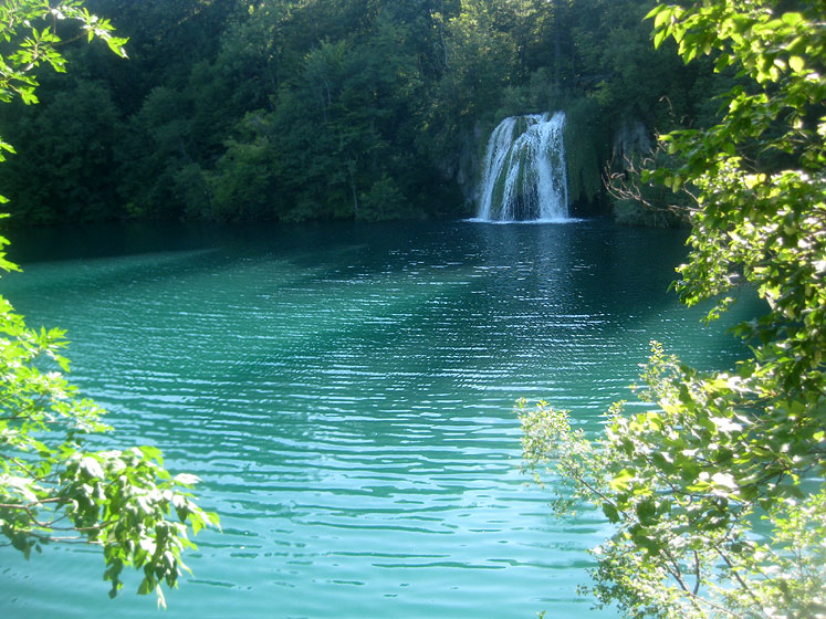 World Travel Photos :: Landscapes :: Croatia.Plitvice Lakes National Park