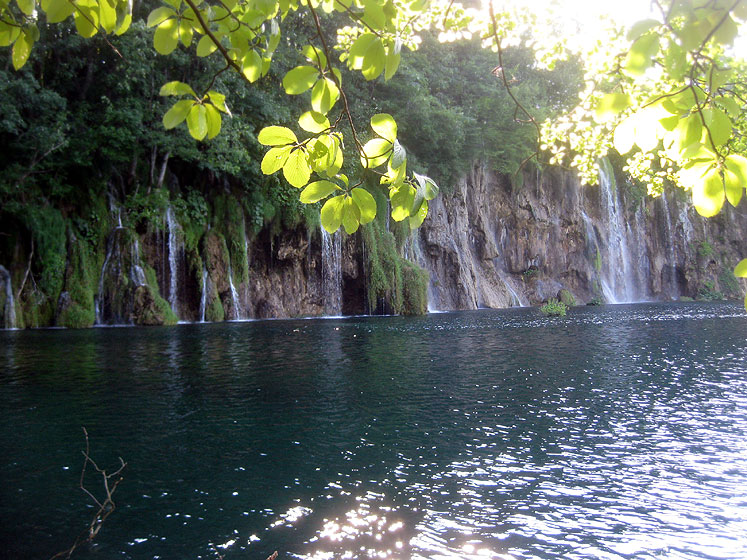 World Travel Photos :: UNESCO World Heritage Sites :: Plitvice Lakes National Park  - UNESCO World Heritage Site