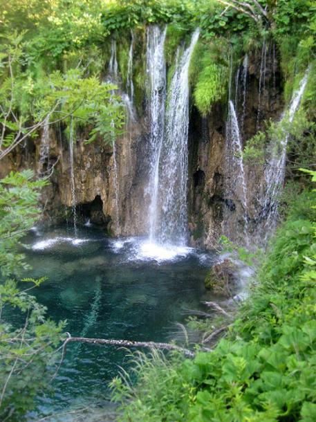 World Travel Photos :: Inspirational places :: Croatia.Plitvice Lakes National Park