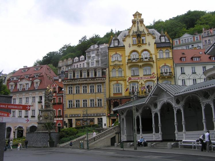World Travel Photos :: Czech Republic - Karlovy Vary :: Karlovy Vary