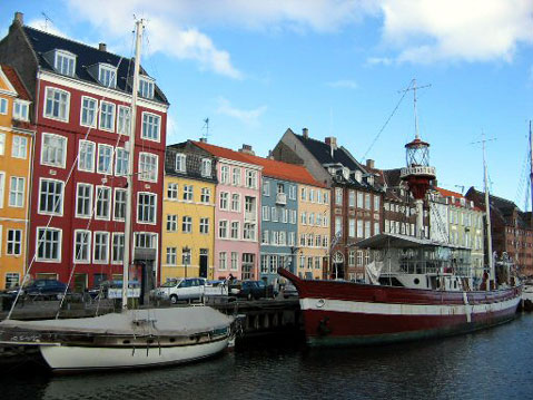 World Travel Photos :: Capitals of the world :: Copenhagen