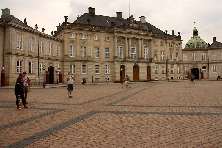 World Travel Photos :: Denmark - Copenhagen :: Copenhagen. Royal Palace