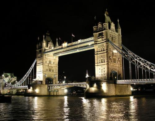 World Travel Photos :: England - London :: London. Tower bridge