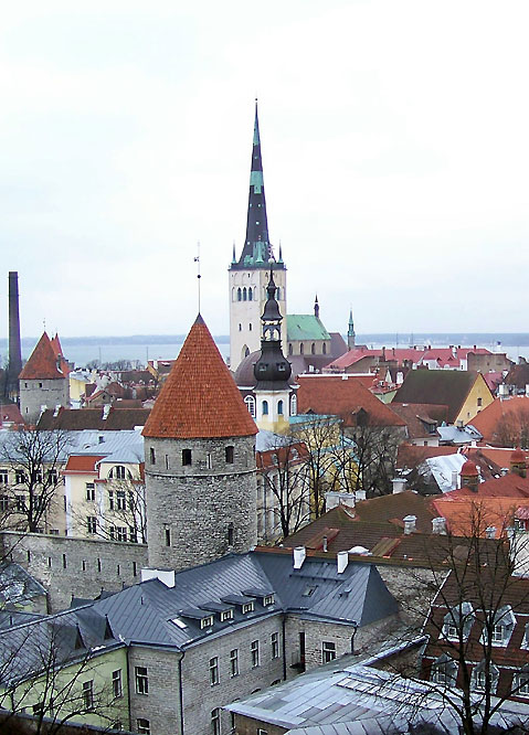 World Travel Photos :: Capitals of the world :: Tallinn - UNESCO World Heritage Site