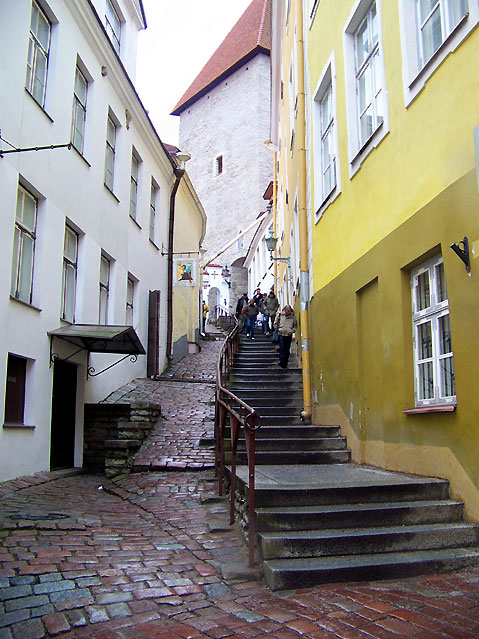 World Travel Photos :: Estonia - Tallinn :: Tallinn
