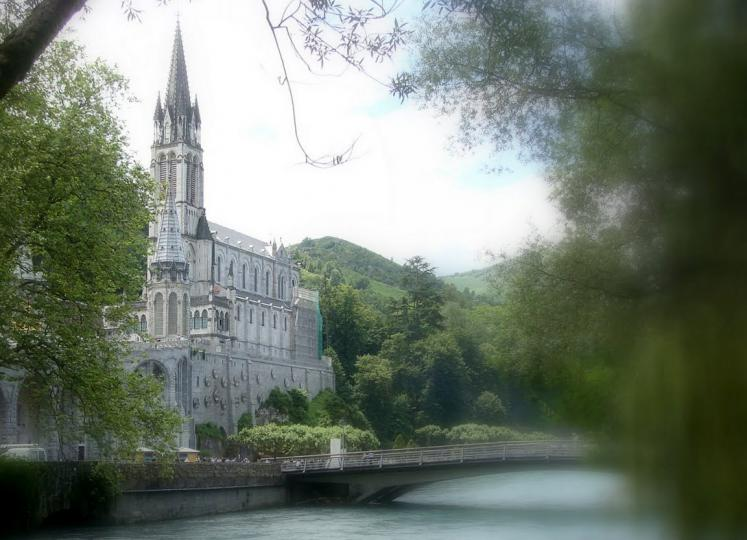 World Travel Photos :: France - Lourdes :: Lourdes