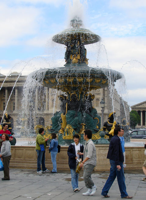 World Travel Photos :: Shurik :: Paris, 2007
