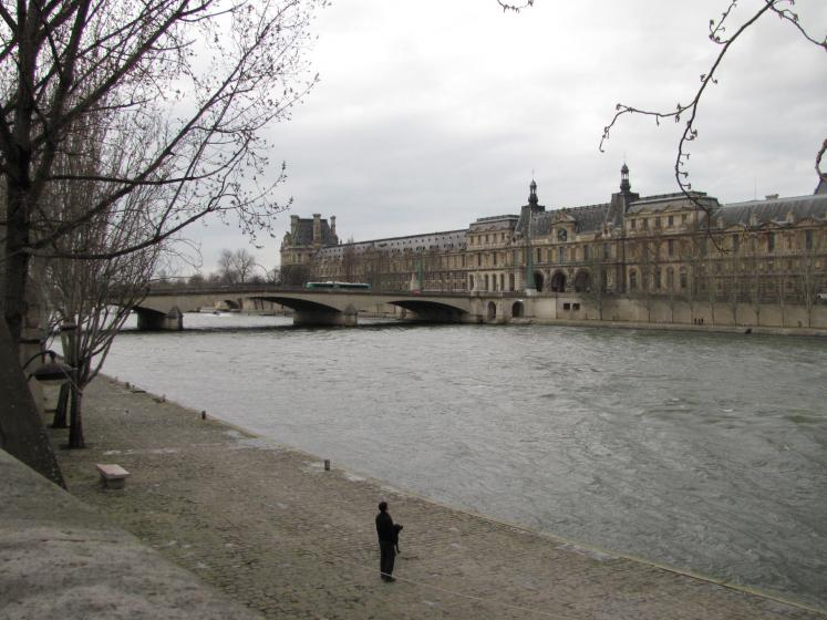 World Travel Photos :: UNESCO World Heritage Sites :: Paris. Banks of Seine river  - UNESCO WorldHeritage Site