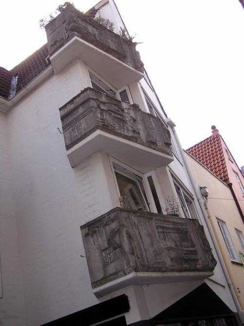 World Travel Photos :: Interesting unusual buildings :: Germany. Bremen