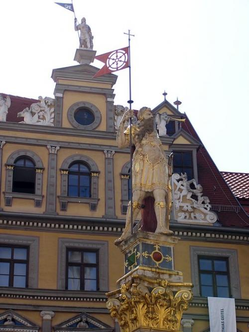 World Travel Photos :: Monuments & sculpture compositions :: Germany. Erfurt