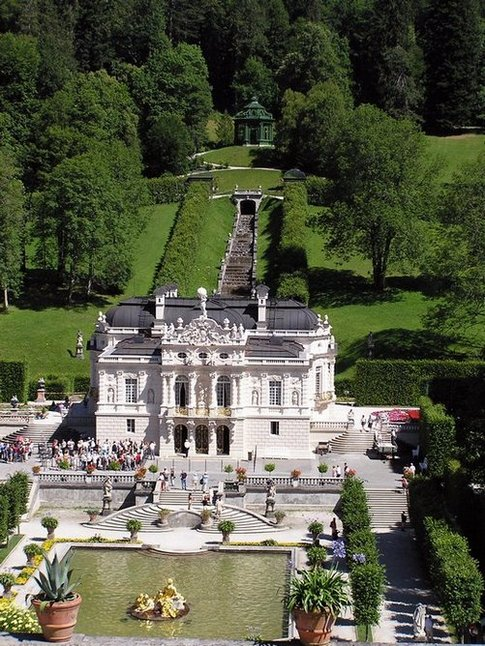 World Travel Photos :: Castles & palaces :: Germany. Linderhof Castle