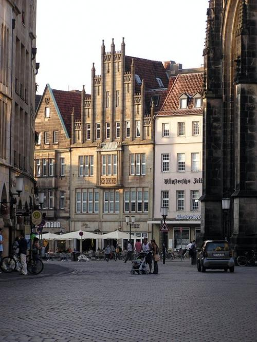 World Travel Photos :: Quiet small-town views :: Germany. Münster