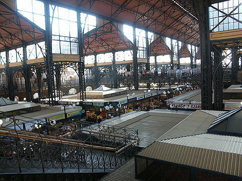 World Travel Photos :: Hungary - Budapest :: Budapest. Marketplace