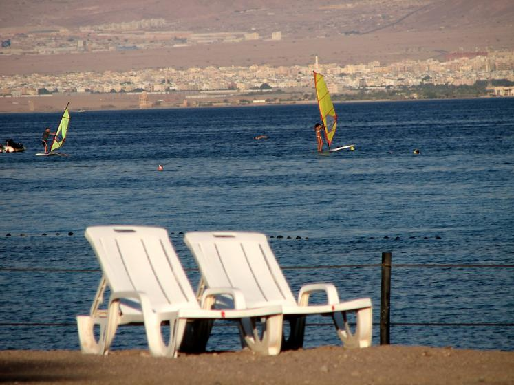 World Travel Photos :: Beaches :: Eilat. First week of November