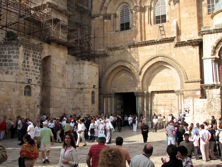 World Travel Photos :: Israel - Jerusalem :: Jerusalem. Church of the Holy Sepulchre