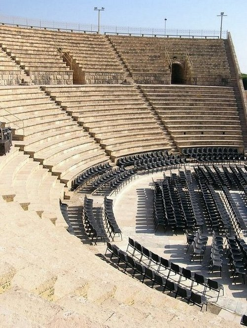 World Travel Photos :: Israel - Caesarea :: Israel. Ceasarea
