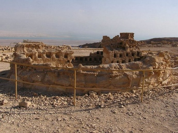 World Travel Photos :: Landmarks around the world :: Israel. Masada