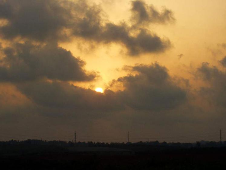 World Travel Photos :: Sunsets :: Israel. Twilight