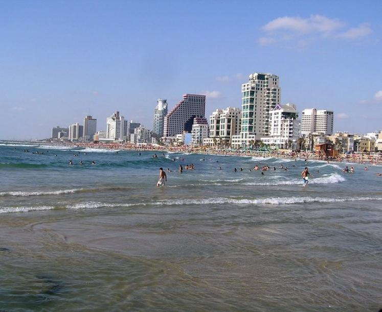 World Travel Photos :: Panoramic views :: Israel. Tel-Aviv - UNESCO World Heritage Site