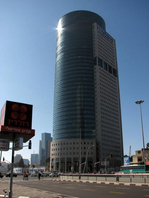 World Travel Photos :: Interesting unusual buildings :: Israel. Tel-Aviv